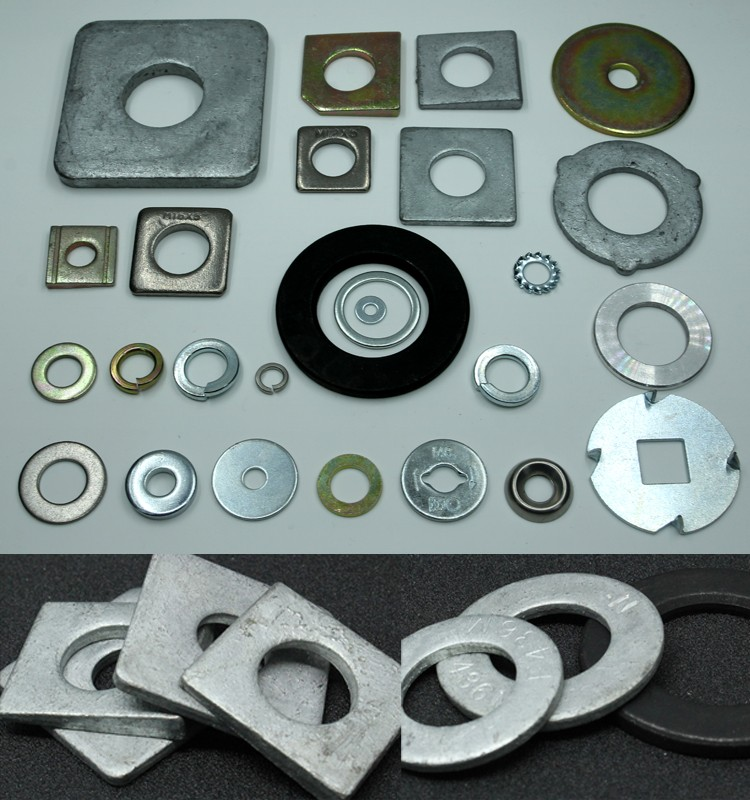 Square Hole Washer,Square Washer,Plain Washer