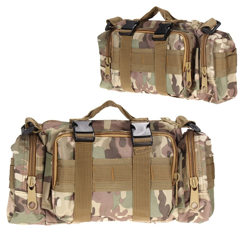 5a169be689f8 Buy MOLLE Camping Small Backpack Military Mochila 25L Men Women ...