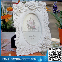 Wholesale 2017 new style resin photo frame