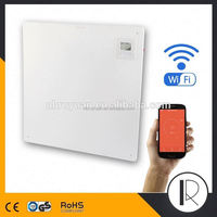 0725020 2000W Large Panel Heater ,Wall Mounted Or Freestanding safe electric space heaters