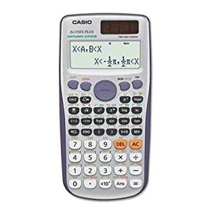 "Casio - Fx-115Esplus Advanced Scientific Calculator 10-Digit Natural Textbook Display ""Product Category: Office Machines/Calculators & Counters"""