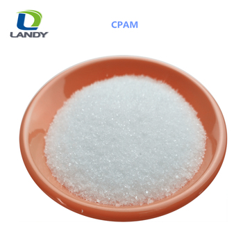 WASTE WATER TREATMENT FLOCCULANT CATIONIC POLYACRYLAMIDE CPAM