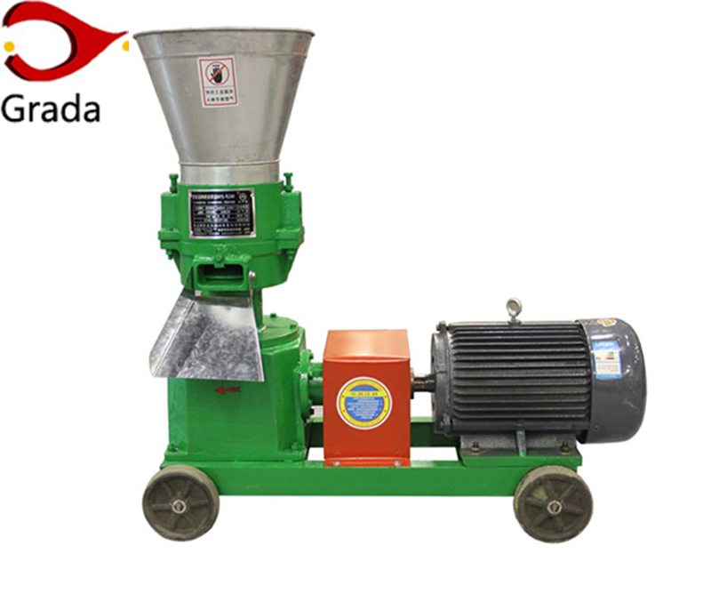 GKLP150B CE Approved factory price small wood pelletizer
