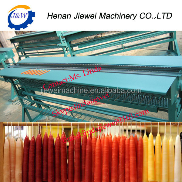 Low price wax candle making machine on sale /industrial candle making machines