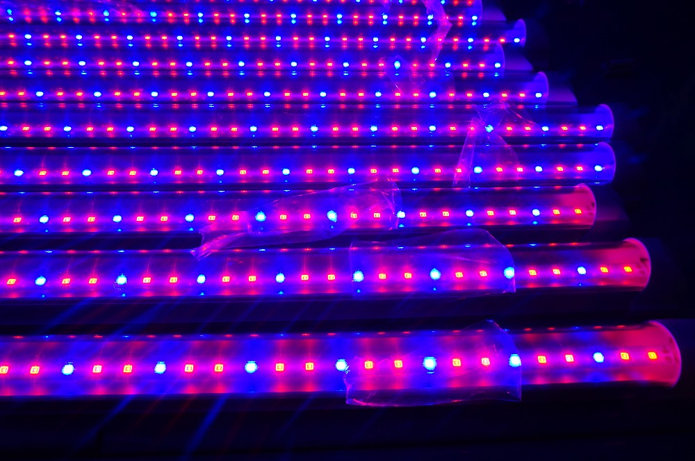 Agriculture Product T8 Led Tube Grow Light/plant Grow Lights Lowes ...