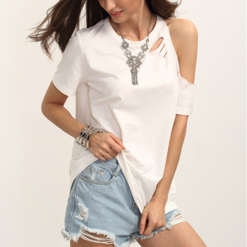 Latest Designs Oem High Quality Long Tops Fancy Girls Top Women ...