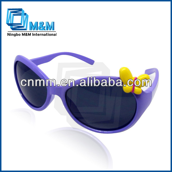 Butterfly Style Kid's Sunglasses Eyewear That New Toys For Kid 2016