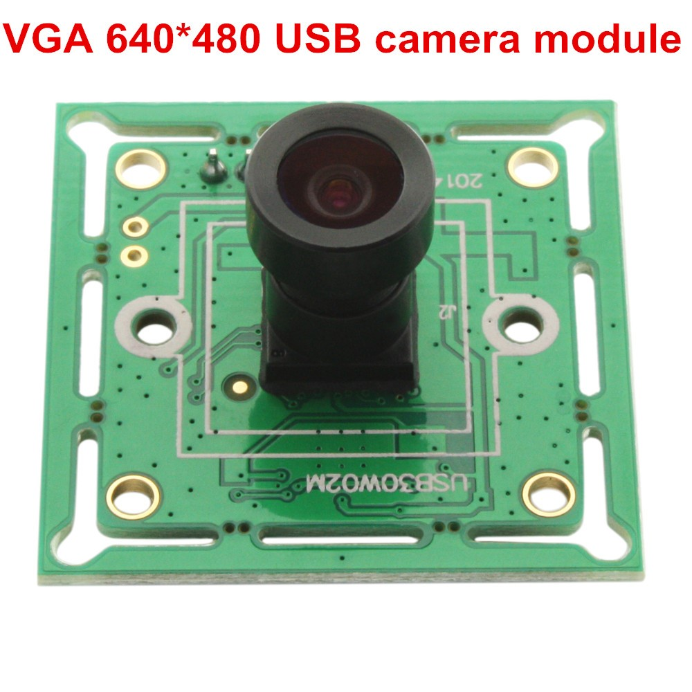 ELP 0.3MP 640*480 VGA MJPEG 60fps M7 lens mini spy hidden camera with high speed