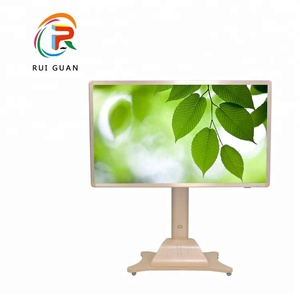 82 Inch Ultra HD LED Interactive Touch Screen Monitor LCD Smart Board TV With PC