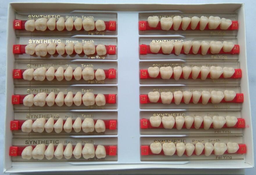 High Quality Dentures Artificial False Teeth /false Resin Teeth ...