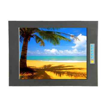 10.4 inch 800*600 industrial pc monitor with BNC/VGA input