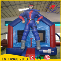 Airpark 2016 Inflatable Giant Man Bounce House Bouncy for Kids, Inflatable Bouncer