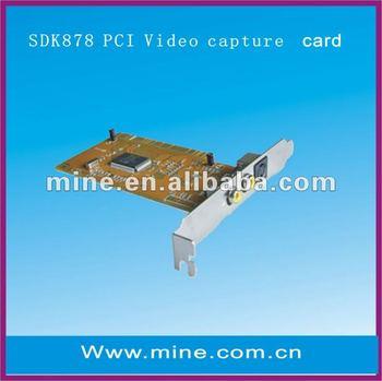 BT878 PCI CAPTURE CARD WINDOWS 7 64BIT DRIVER DOWNLOAD