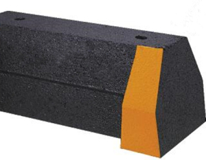 Rubber Pipe Support Block,Recycled Rubber