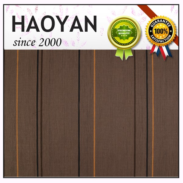 Manual Classical Indoor Retractable Slide Panel Paper Curtain Blinds