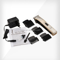 Salon Equipment electric hair trimmer and clipper NK-1700 gray