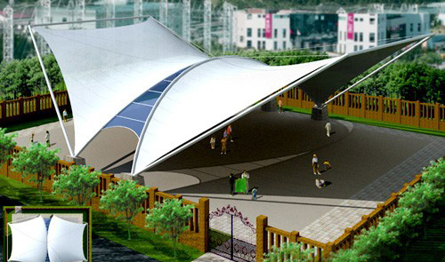Tensile Fabrics Enhance Architecture Around The World Ptfe
