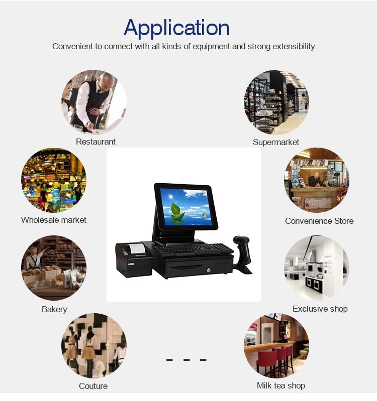 Produce bluetooth printer