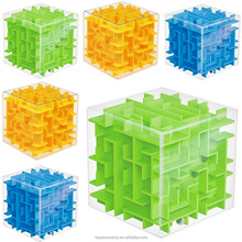 TTY6906-28 Creative Magical Cube Magic 3D Puzzle Game Children Educational Cube Labyrinth Toy Gift