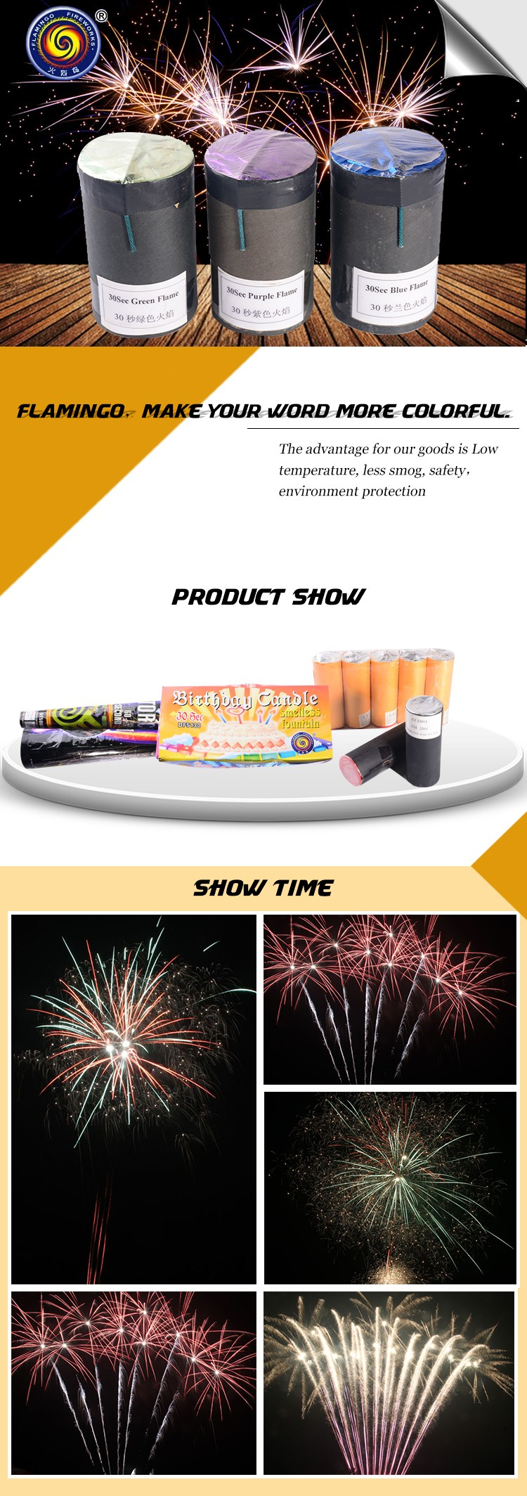 Smoke Bomb For Sale Smoke Flare With Custom Logo Printing Cold Fountain  Fireworks - Buy Cold Fountain Fireworks,Smoke Flare,Color Smoke Tube  Product