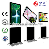 NEW Arrival 32 inch rotating digital signage samsung lcd monitor touch screen