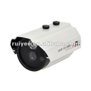 "RY-6011 Bullet CCTV 1/3"" Sony Super HAD CCD 480TVL Array Led Night Vision Camera"