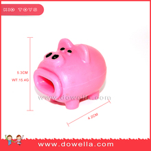 squeeze toy with tongue,pig squeeze toys