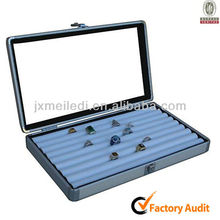 Professional acrylic ring case jewelry display box