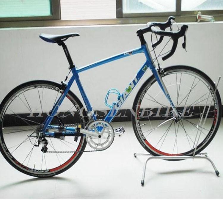 hacer bicycle rueda de bicicleta soporte de pie bicicleta de gancho colgador