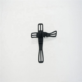 Promotional Gift Wholesale Silicone easy install safe strap cell phone holder for bicycles