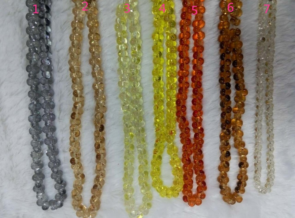 2018 wholesale directly factory Peanut Japanese Glass Beads