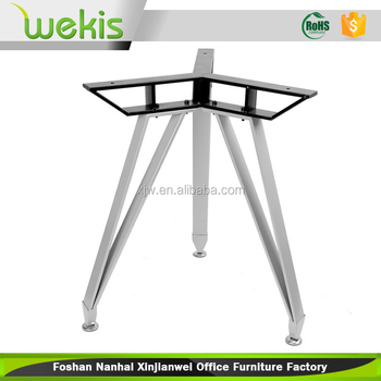 Best Price Outdoor Removable Three Feet Stainless Steel Table Leg - 4 foot stainless steel table