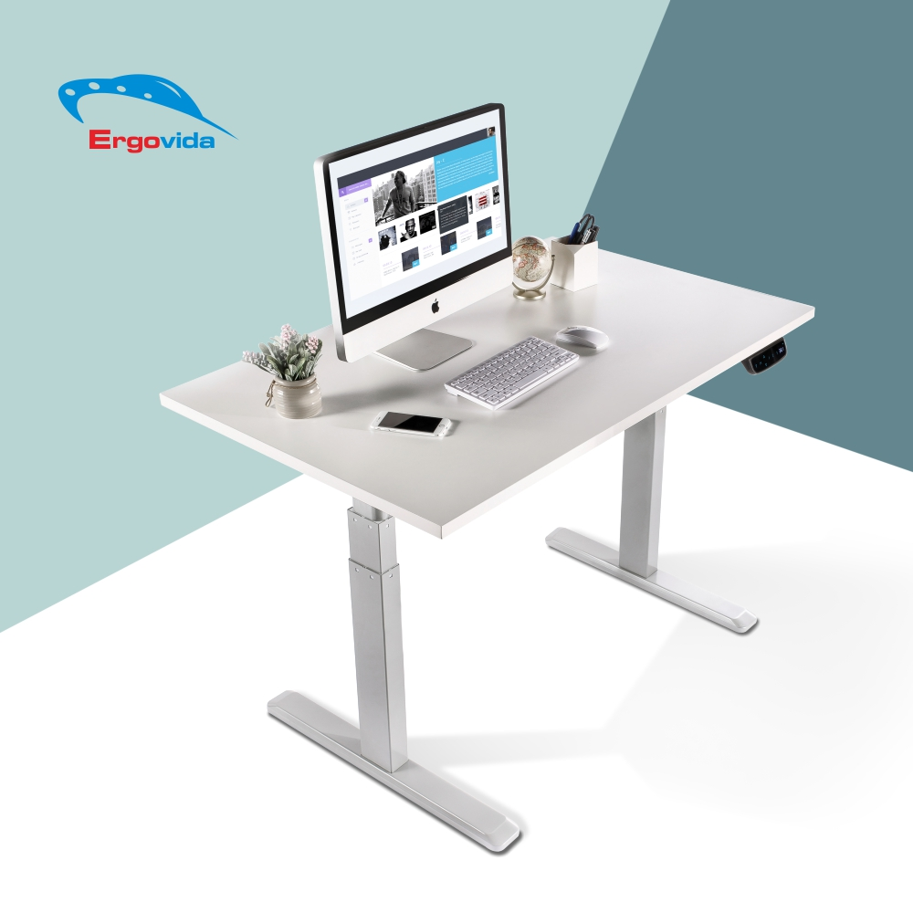 Computer Automatic Height Adjustment Mechanism Office Furniture Designs For Tables Electronic Uplift Desk