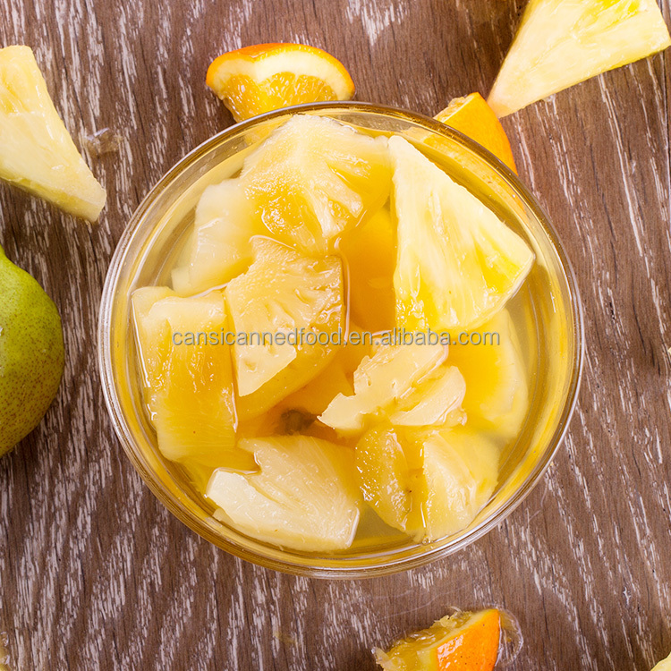 Tinned / Canned Pineapples / Yellow Peach / Mandarin oranges in Light Syrup