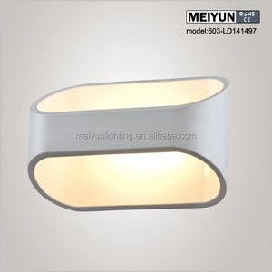 Hotel led modern wall lamp