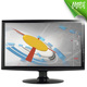 4K 3840X2160 18.5 inch tft lcd monitor for Bar