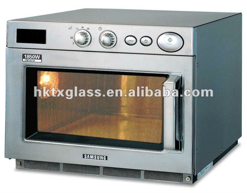 Glass For Microwave Door, Glass For Microwave Door Suppliers And  Manufacturers At Alibaba.com