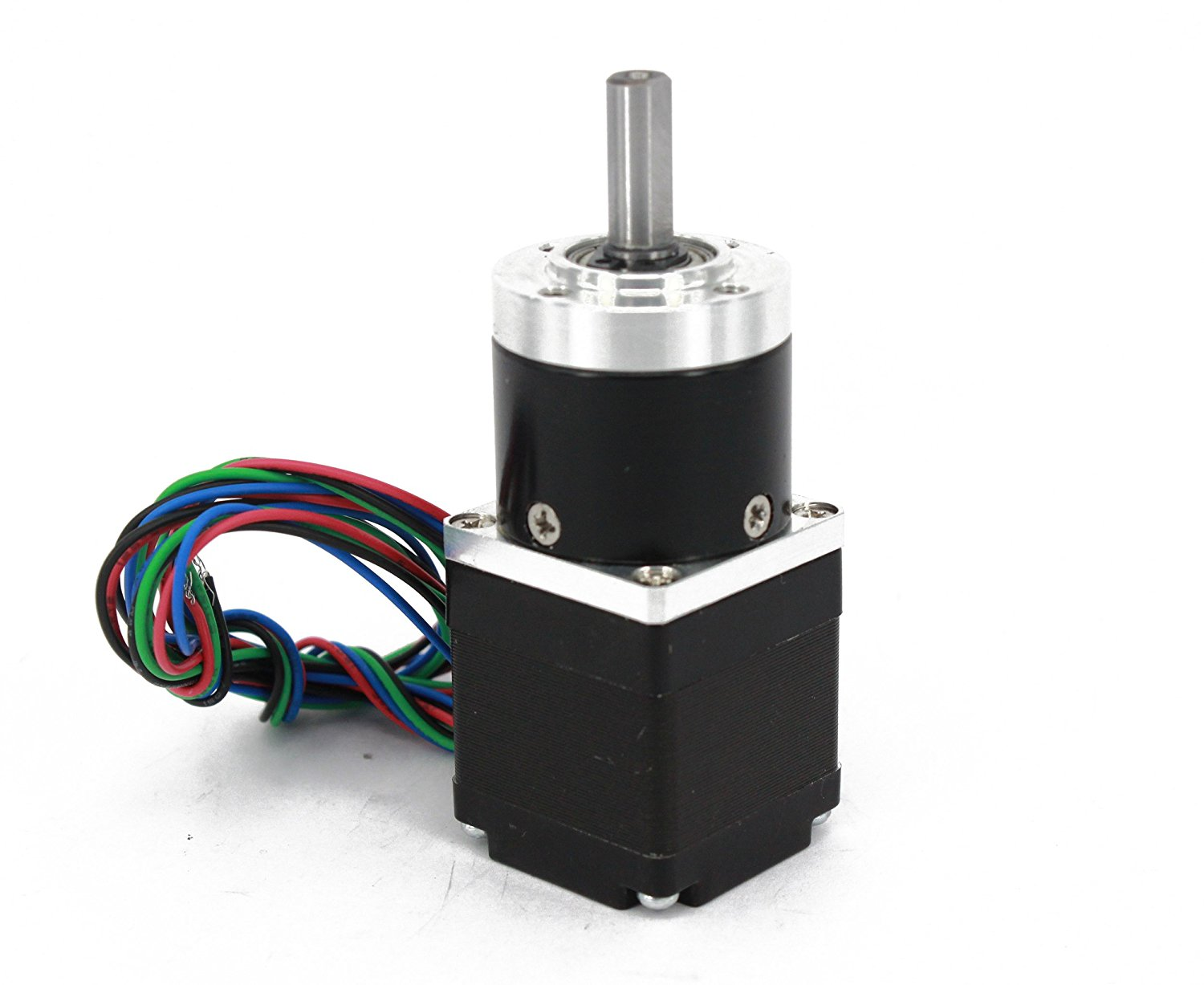 Gear Stepper Motor Nema 11 L=30mm with Planetary Gearbox Ratio 3~4:1 (Ratio 3:1)