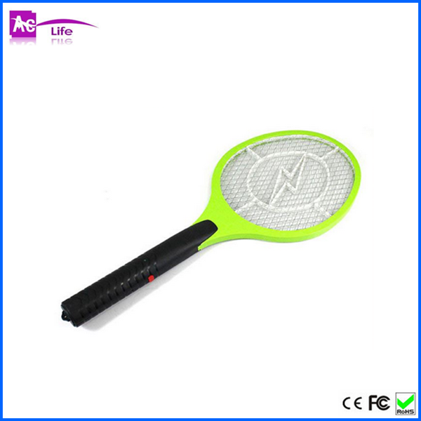 Rechargeable Mosquito Wasp Bug Fly Zapper Electric Swatter with Detachable Flash Light
