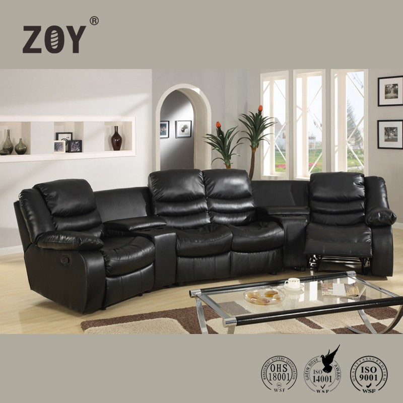ZOY Motion Home Theater Sofa Set Living Room Furnishings 91260