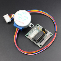 Stepper Motor 28BYJ-48 5V DC 4-Phase 5-Wire And ULN2003 Driver Board