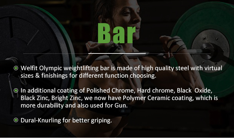 Silver chromed steel power weight lifting ez curl bar
