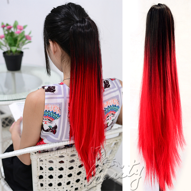 Astounding Compare Prices On Natural Ponytail Online Shopping Buy Low Price Hairstyle Inspiration Daily Dogsangcom