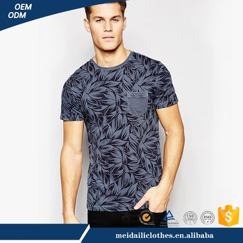 2017Guangzhou Meidaili Clothing Manufacturer Stylish 180g 100%cotton Round Neck Short Sleeve Men T-Shirt Printing