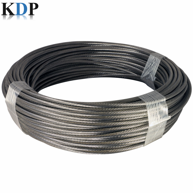 Factory sale high carbon Steel strand acsr core <strong>wire</strong> for power cable China