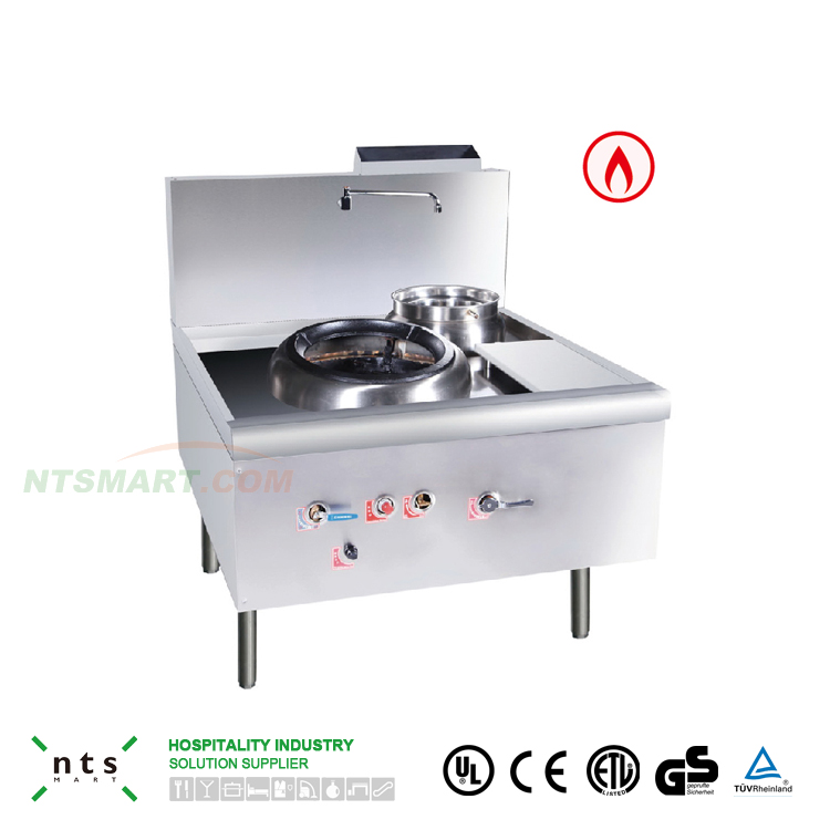 1 burner gas Chinese wok range , commercial chinese burner gas range , chinese wok burner