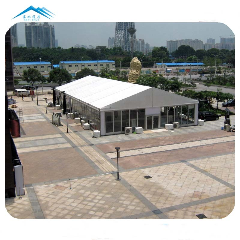 Large Span Tents For Sports Courts Basketball Court Cover