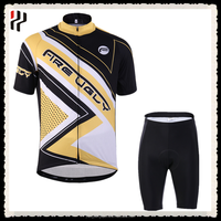 2016 Custom Made Short Sleeve Cycling Jersey Dye Sublimation Pro Team Cycling Wear For Men