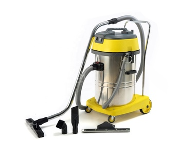 60L Wet and Dry Vacuum Extractor House Use Vacuum Cleaners Wash Carpet Vacuum Cleaner