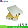 10400mAh Mobile Power Bank Professional Mobile Accessories Manufacturer with LED light,3 output